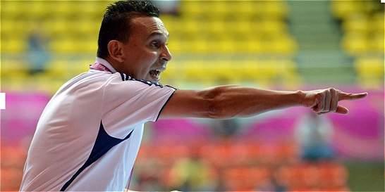 DT de futsal habla de su nominación a mejor entrenador del 2014