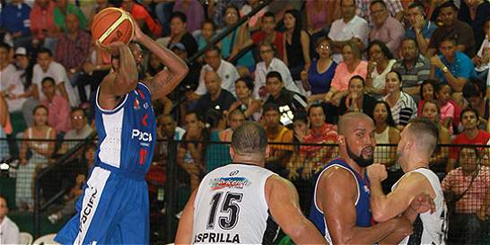 Este sábado se cumplió la duodécima jornada de la Liga de baloncesto