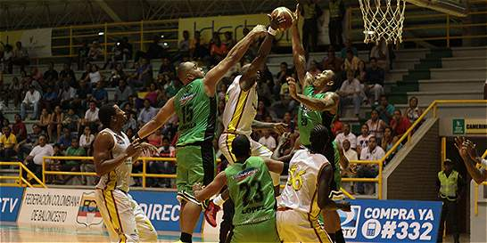 Así se vivió la fecha 15 de la Liga de baloncesto colombiano