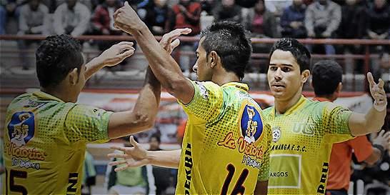 Real Bucaramanga jugará la final de la Copa Libertadores de Futsal