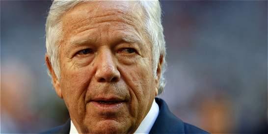 Patriotas no apelará la sanción que le impuso la NFL