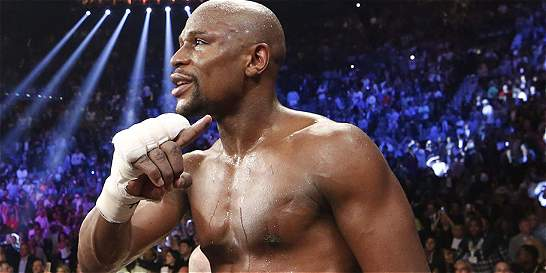 La OMB despojaría a Mayweather del título mundial del peso welter