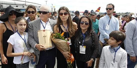 El 'hombre pájaro' voló por última vez en Antioquia