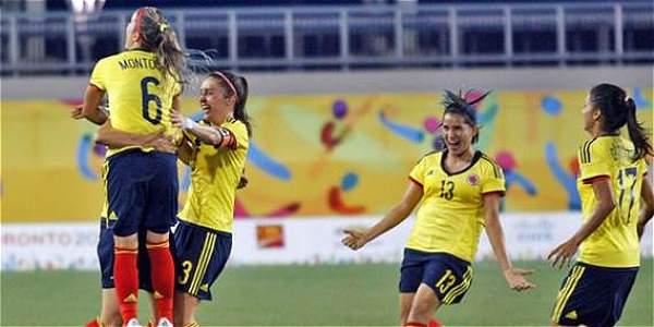 Juegos Panamericanos 2015  Selección Colombia femenina busca la ... bf4114b239f61
