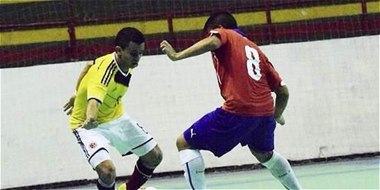 Selección Colombia de futsal definió su nómina para la Copa América
