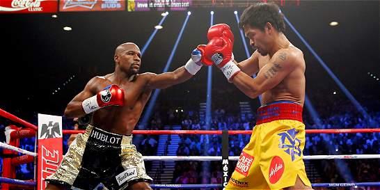 California acogerá todas las demandas por pelea Mayweather y Pacquiao