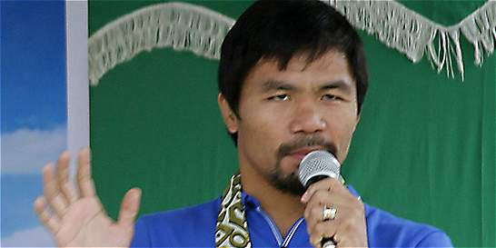 Pacquiao quiere un nuevo combate y sanciones por dopaje a Mayweather
