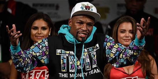 Tras una 'payasada' millonaria, Mayweather se retiró invicto del boxeo