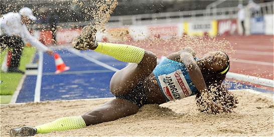 Catherine Ibargüen no hará el salto triple, pero irá a Juegos