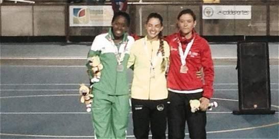 Bolívar lidera los Juegos Nacionales, con dos oros en patinaje