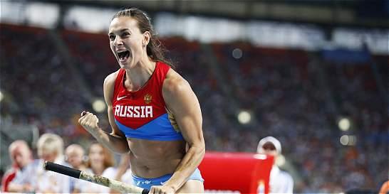 Yelena Isinbayeva piensa en retirarse en los Juegos Olímpicos de Río