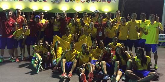 Colombia retuvo el título mundial de patinaje en China