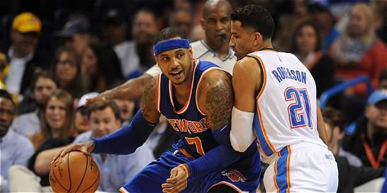 Thunder, Raptors y Spurs cumplen expectativas en fecha de la NBA