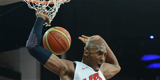 'Estoy tranquilo y feliz con la decisión tomada': Kobe Bryant