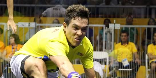 Rodríguez apunta a semifinales en el Torneo de Maestros de squash
