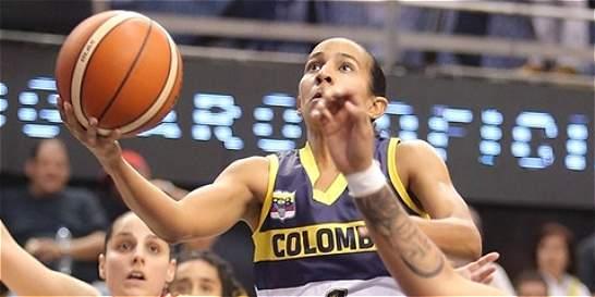 Colombia finalizó en el tercer lugar del Suramericano de baloncesto