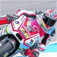 Histórica carrera de Yonny Hernández en el Moto GP
