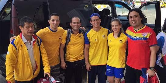'Creímos todo menos que fuera una bomba': entrenador de Jossimar Calvo