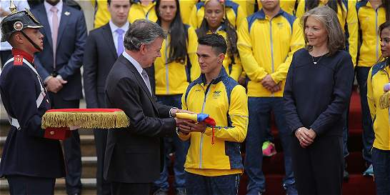 Jossimar Calvo no llevará la bandera en inauguración de Juegos de Río