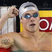 Federación de Natación excluye a 7 nadadores rusos de los Olímpicos