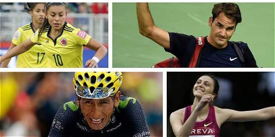 Los deportistas que se perderán los Juegos Olímpicos de Río