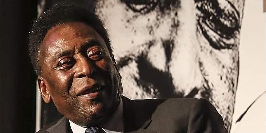 Pelé no define si aceptará invitación para encender la llama olímpica