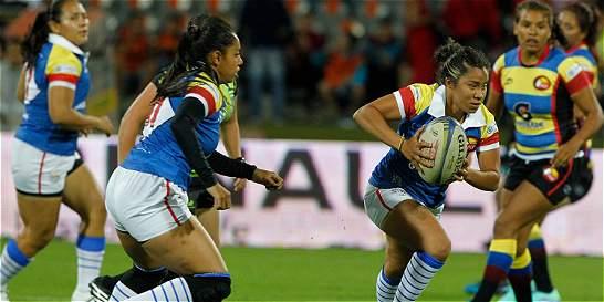 El rugby femenino debuta en estos Juegos Olímpicos