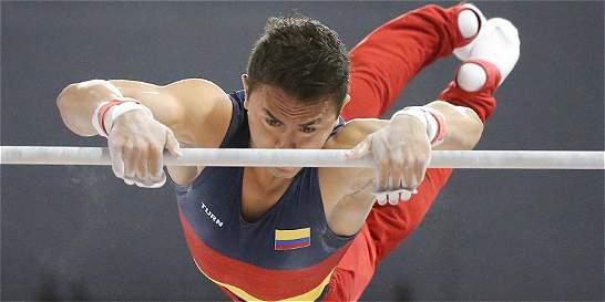 Jossimar Calvo ya está en competencia en Río