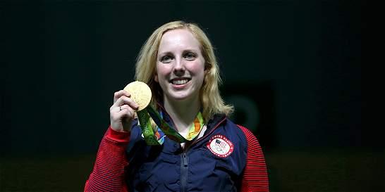Estados Unidos gana el primer oro de Río 2016