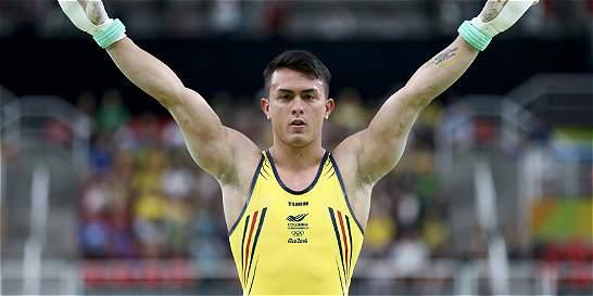 Jossimar Calvo disputará la final de la general individual