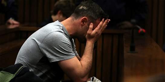 Pistorius intentó suicidarse y fue trasladado a un hospital
