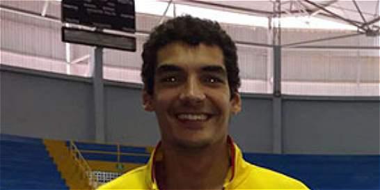 El esgrimista John Édison Rodríguez perdió en la segunda ronda en Río