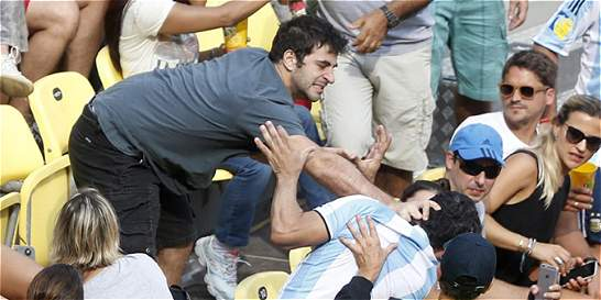 Rivalidad entre brasileños y argentinos incomoda a los Olímpicos