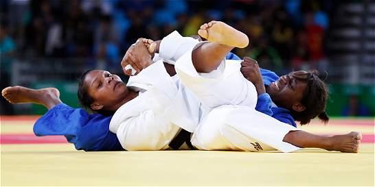 'Estoy abriendo el camino para el judo en Colombia': Alvear