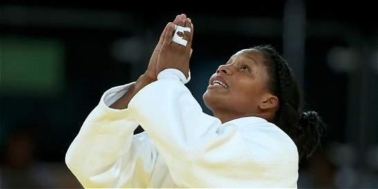 Yuri, la judoca formada sin apoyo pero con mucha convicción