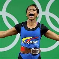 Leidy Solís recibiría medalla de plata de los Olímpicos de Pekín 2008