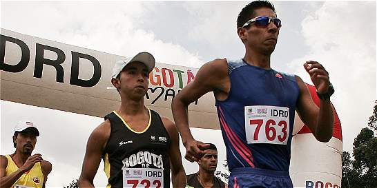 Luis Fernando López estrena el título mundial de Marcha en Olímpicos
