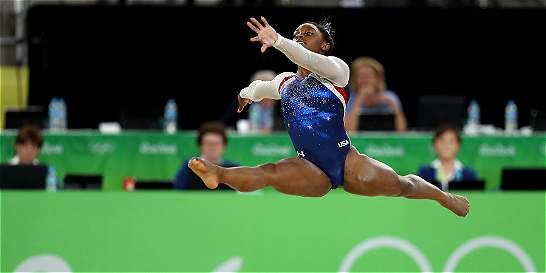 Simone Biles, la diosa de la gimnasia que conquista Río