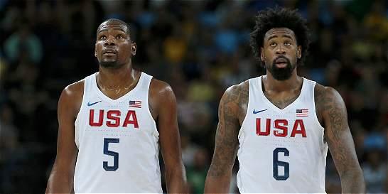 Estados Unidos sufrió para vencer a Serbia en el baloncesto Olímpico