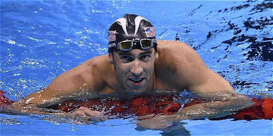 Michael Phelps perdió los 100 metros mariposa con Schooling