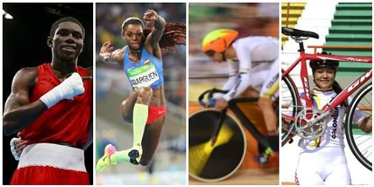 Así les fue a los colombianos este puente en los Olímpicos de Río