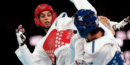 Óscar Muñoz quedó eliminado del Taekwondo olímpico