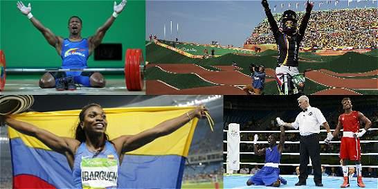Así se hizo la revolución de la Colombia olímpica