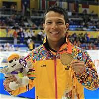 Nelson Crispín, abanderado de Colombia en los Juegos Paralímpicos