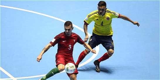 Autocrítica, tras empate de Colombia contra Portugal