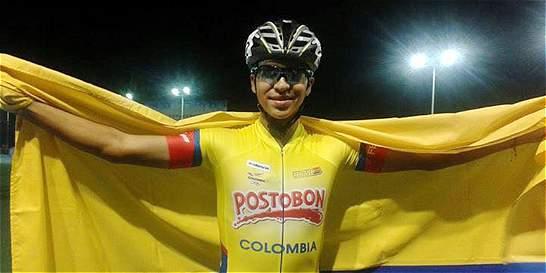 Colombia, campeón del Mundial de patinaje de pista