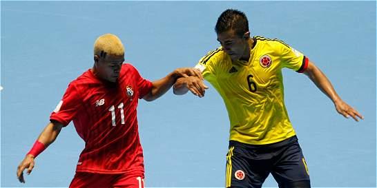 Concentración y eficacia, las tareas de Colombia en Futsal