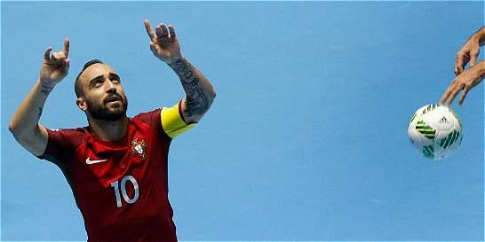 Empiezan los cuartos del Mundial de Futsal con Portugal como favorita