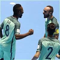 El Mundial de Futsal, una caja de sorpresas