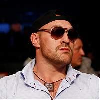 El boxeador británico Tyson Fury dio positivo por cocaína